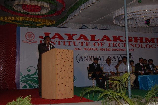 Annual Day – 2 & 03.04.2010